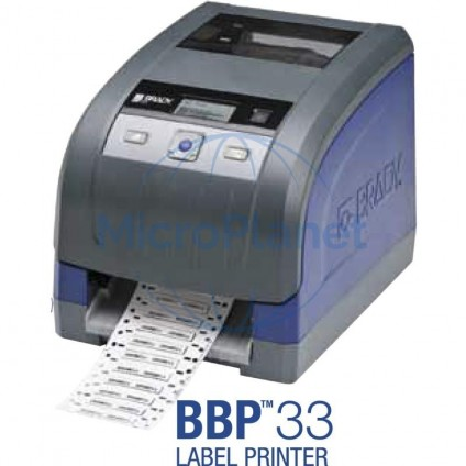 IMPRESORA BRADY Mod. BBP33 de transferencia térmica multi-aplicación