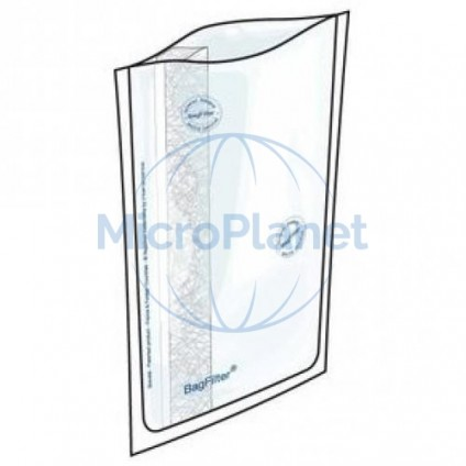 BAGFILTER® 400 mL, bolsa estomacher filtro lateral c/500 unid.