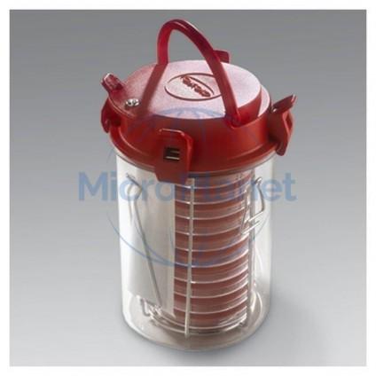 ANAEROJAR OXOID, jarra de anaerobiosis c/1 unid.