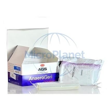 ANAEROGEN COMPACT OXOID, c/10 sobres + 10 bolsas.