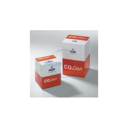 CO2 GEN COMPACT OXOID, 20 sobres generadores anaerobiosis