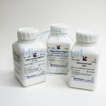 ACETAMIDE BROTH (ISO 16266), 500g
