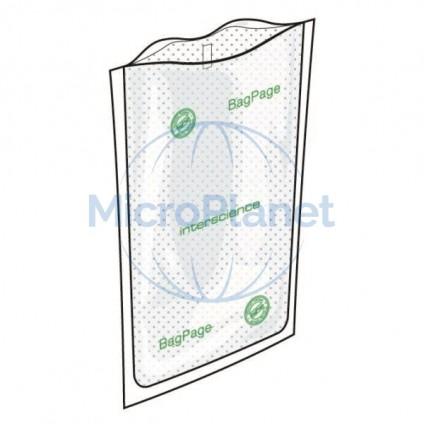 BAGPAGE® XR 400 mL, bolsa estomacher con filtro total, extra resistente. c/500 u