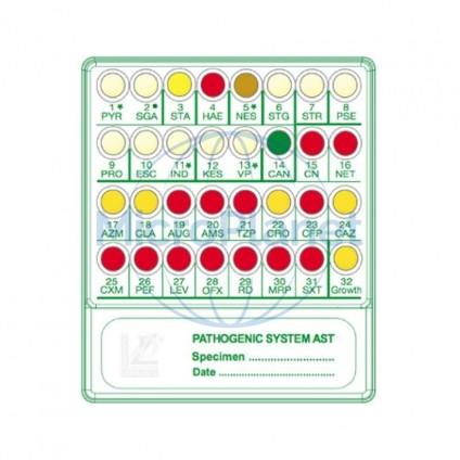 PATHOGENIC SYSTEM, c/ 20 test