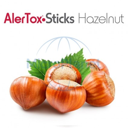 ALERTOX® STICKS AVELLANA, c/10 tiras
