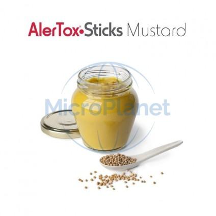 ALERTOX® STICKS MOSTAZA, c/10 tiras
