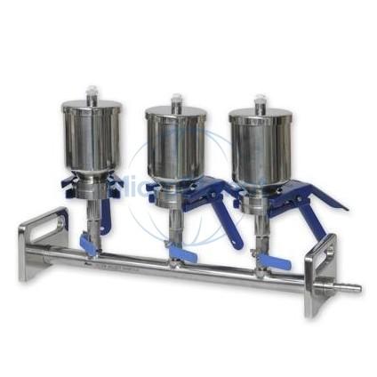 LEGIONELLA AGAR (GVPC), c/20 placas 60mm (ISO 11731-1)