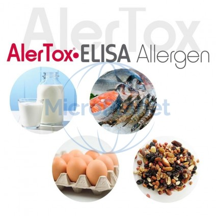 ALERTOX® ELISA MOSTAZA, c/96 pocillos