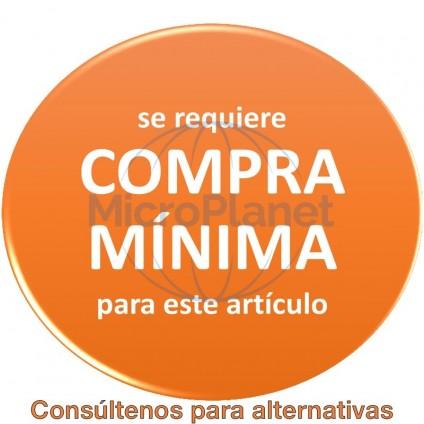 PSEUDOMONAS CETRIMIDE AGAR+NEUTRALIZANTE, placa rodac, c/20 unid.