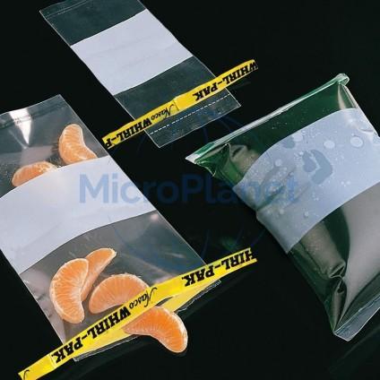 BOLSA WHIRL-PAK® ESTÉRILES PARA TOMA DE MUESTRAS, 720 ml. 15x23 cm, 76 micras espesor c/500 unid.