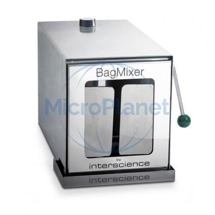 HOMOGENEIZADOR DE MUESTRAS BAGMIXER® 400W tipo estomacher para bolsas de 50-500 mL de capacidad.