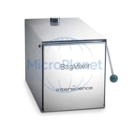 HOMOGENEIZADOR DE MUESTRAS BAGMIXER® 400P tipo estomacher, para bolsas de 50-400mL de capacidad.