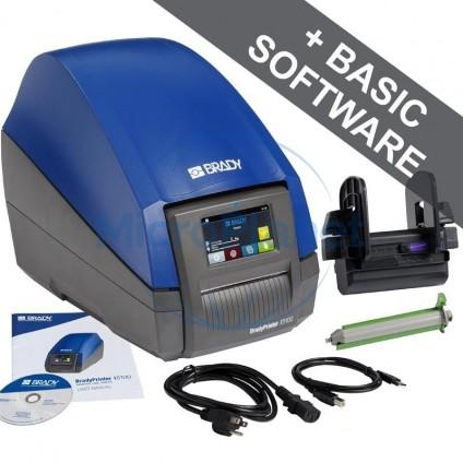 IMPRESORA BRADY Mod. i5100, 600dpi de transferencia térmica.