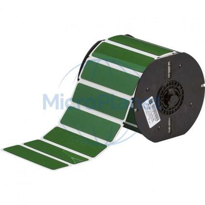 B30EP-174-593-GR ETIQUETA BRADY, color verde. c/ 300 uds