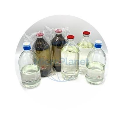 FLUID A según EU & USP, c/6  botellas x 100 ml