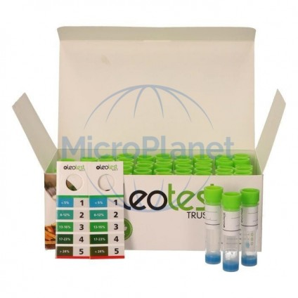 OLEOTEST, determinación de compuestos polares c/50 test
