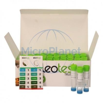 OLEOTEST, determinación de compuestos polares c/10 test