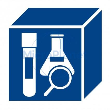 "BRADY WORSTATION SUITE ""Laboratory"", Md. BWS-LABS-EM"