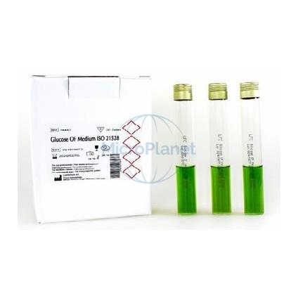 GLUCOSE OF MEDIUM, c/20 tubos (ISO 21528:2017)